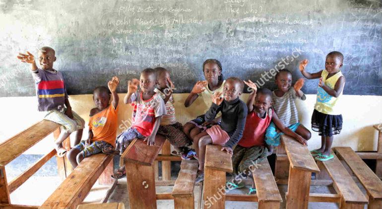 Orphans child education